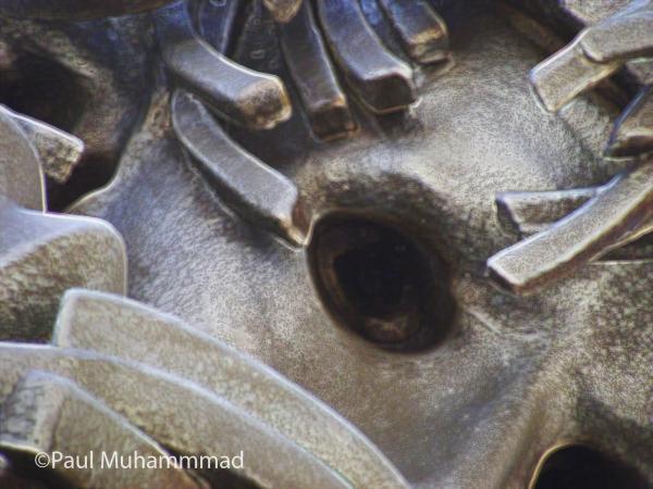 King Lear Statue - Chicago Il